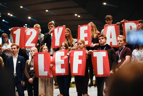 اعتراض دانش آموزان و دانشجویان لهستانی در حاشیه برگزاری کنفرانس تغییرات اقلیمی سازمان ملل موسوم به