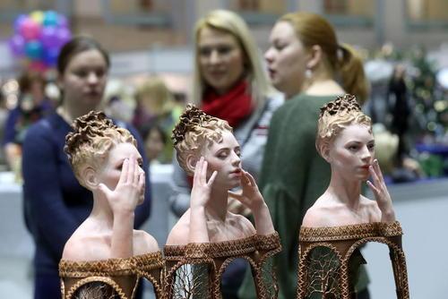 نمایشگاه بین المللی هنر عروسک سازی در مسکو/ ایتارتاس