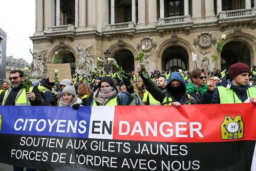 پنجمین شنبه اعتراض از سوی معترضان موسوم به