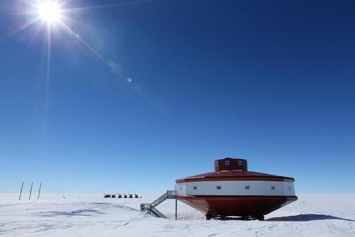 ورود یک تیم تحقیقاتی از دانشمندان چینی به ایستگاه
