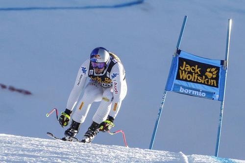 مسابقات جام جهانی اسکی در ایتالیا