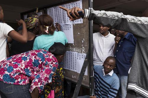 انتخابات ریاست جمهوری در جمهوری دموکراتیک کنگو