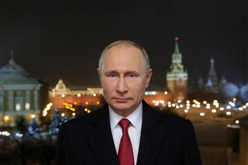 پیام تلویزیونی رییس جمهوری روسیه به مناسبت سال نو میلادی/ ایتارتاس
