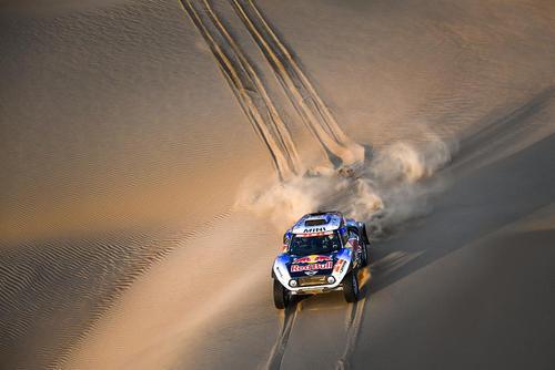 مسابقه رالی اتومبیلرانی