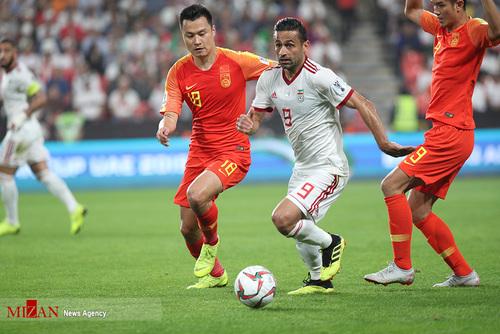 ایران 3 - چین 0