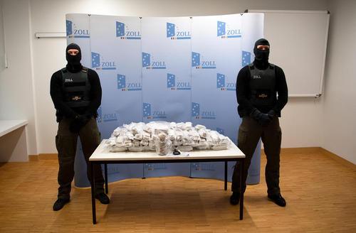 کشف 60 کیلو هرویین از سوی پلیس آلمان/ خبرگزاری آلمان