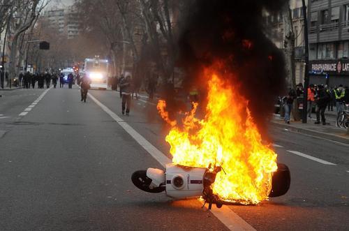 یازدهمین شنبه اعتراضات ضد دولتی