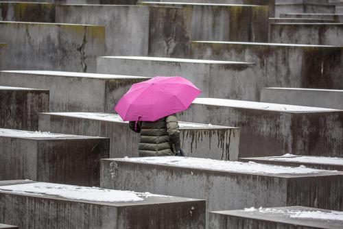 بازدید از بنای یادبود