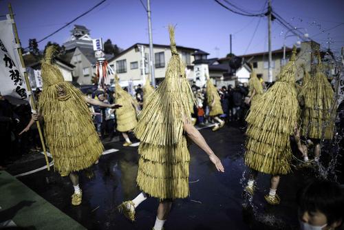 جشنوارهای روستایی در ژاپن/ گتی ایمجز