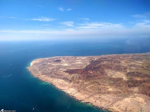 ساحل و کوه های استان هرمزگان