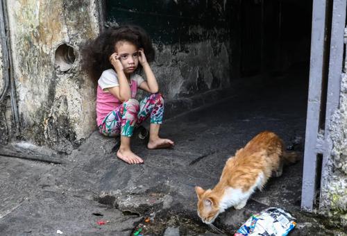 یک محله فقیر نشین در شهر کاراکاس ونزوئلا/ ایتارتاس