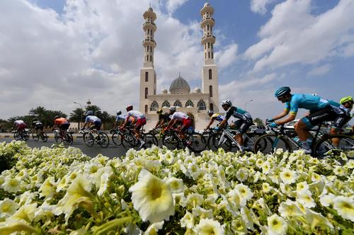 مسابقات بینالمللی دوچرخه سواری تور عمان/ گتی ایمجز