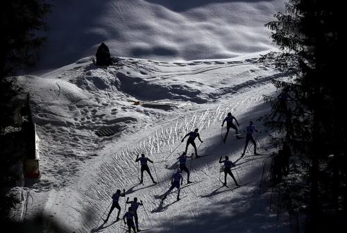 مسابقات جهانی اسکی در اتریش/ گتی ایمجز و خبرگزاری فرانسه