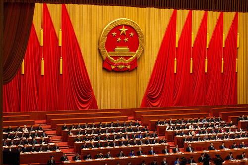 نشست سالانه کنگره ملی خلق چین (پارلمان) در پکن/ ایتارتاس