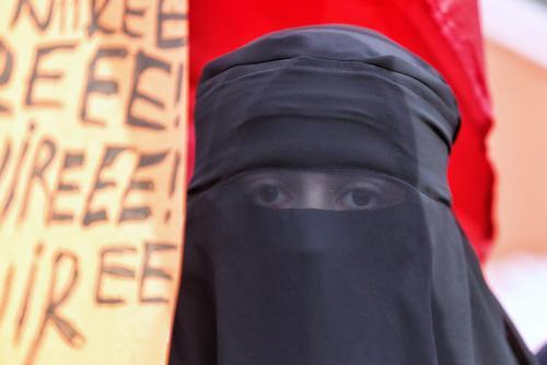 تظاهرات در محکومیت حمله تروریستی