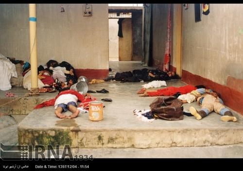 بمباران شیمیایی حلبچه از سوی رژیم بعث عراق (عکس) - 1