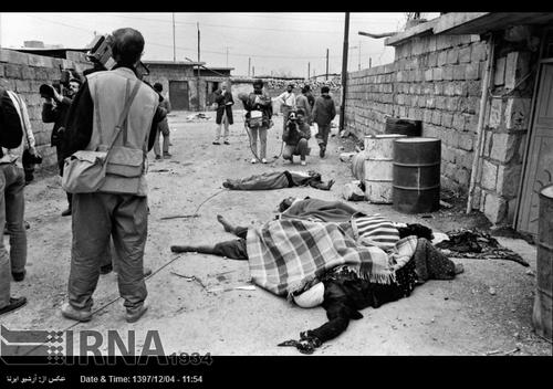 بمباران شیمیایی حلبچه از سوی رژیم بعث عراق (عکس) - 10