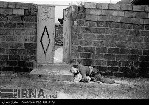 بمباران شیمیایی حلبچه از سوی رژیم بعث عراق (عکس) - 13
