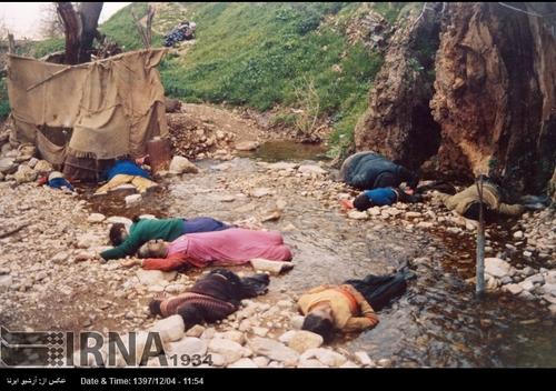 بمباران شیمیایی حلبچه از سوی رژیم بعث عراق (عکس) - 14