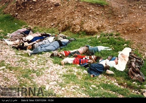 بمباران شیمیایی حلبچه از سوی رژیم بعث عراق (عکس) - 15