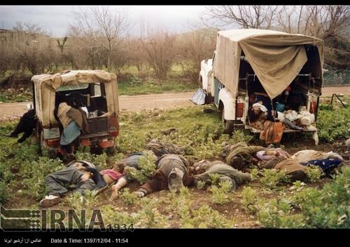 بمباران شیمیایی حلبچه از سوی رژیم بعث عراق (عکس) - 16