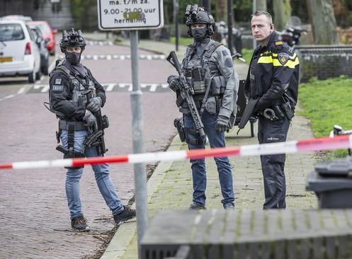 تشدید تدابیر امنیتی پلیس در شهر