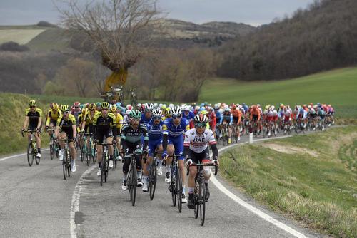 مسابقات دوچرخه سواری/ ایتالیا