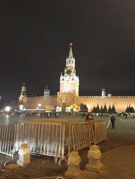 میدان سرخ . مسکو
