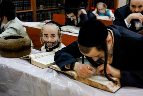 کنیسهای در اسراییل/ خبرگزاری فرانسه