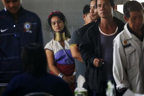 برگزاری انتخابات سراسری در تایلند/ رویترز