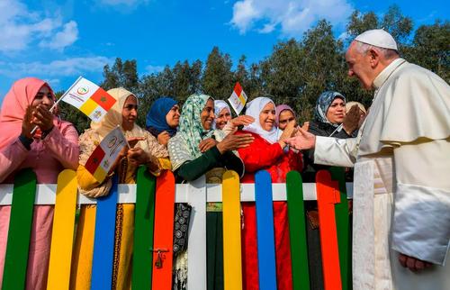 سفر 2 روزه پاپ فرانسیس به مراکش/ خبرگزاری فرانسه