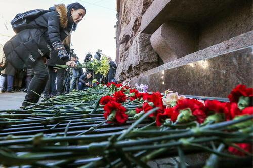 دومین سالگرد حمله تروریستی به مترو شهر