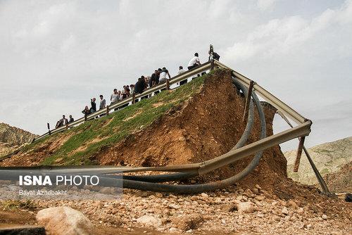 لرستان؛ روستایی که همه خانههای آن را سیل برد (عکس) - 2