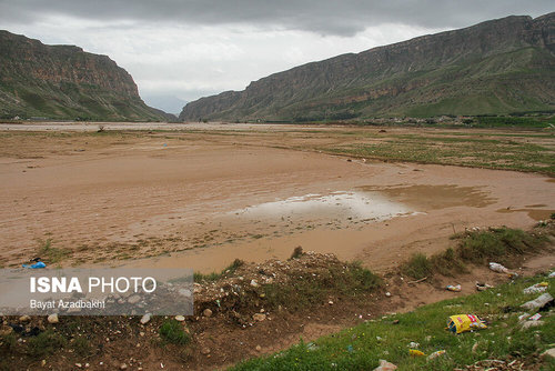 لرستان؛ روستایی که همه خانههای آن را سیل برد (عکس) - 6