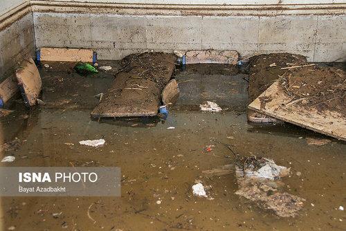 لرستان؛ روستایی که همه خانههای آن را سیل برد (عکس) - 9