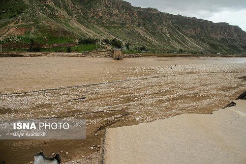لرستان؛ روستایی که همه خانههای آن را سیل برد (عکس) - 10