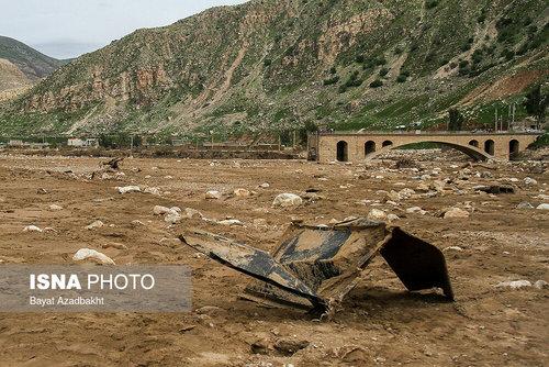 لرستان؛ روستایی که همه خانههای آن را سیل برد (عکس) - 11