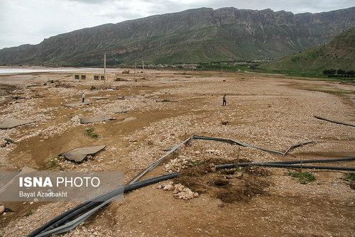 لرستان؛ روستایی که همه خانههای آن را سیل برد (عکس) - 14