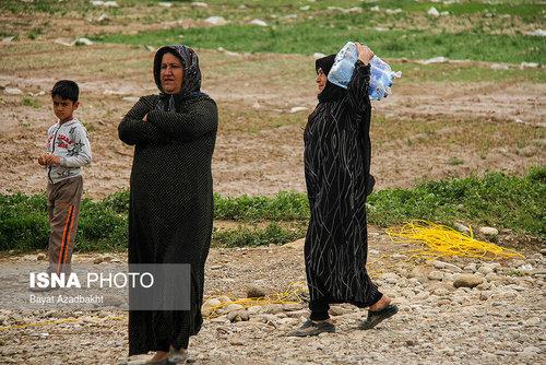 لرستان؛ روستایی که همه خانههای آن را سیل برد (عکس) - 15