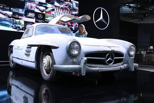 نمایشگاه 5 روزه خودروهای کلاسیک در