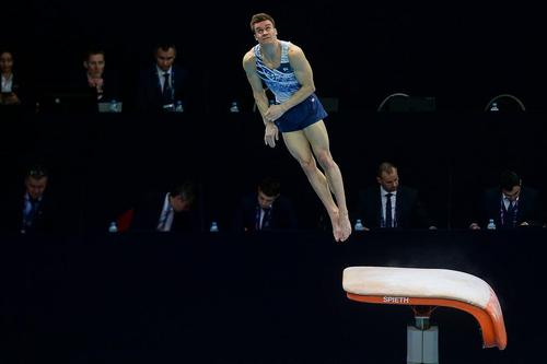 مسابقات قهرمانی ژیمناستیک اروپا در لهستان