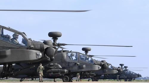 اعزام هلیکوپترهای
