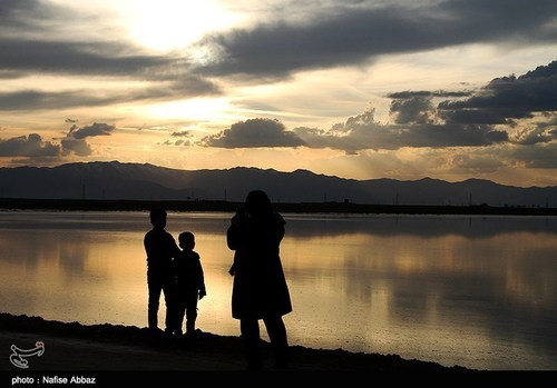 تصاویر/ تالاب میقان اراک