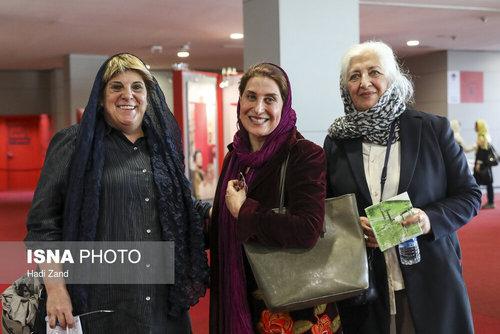 دومین روز سیوهفتمین جشنواره جهانی فیلم فجر (عکس)