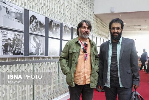 دومین روز سیوهفتمین جشنواره جهانی فیلم فجر (عکس) - 7