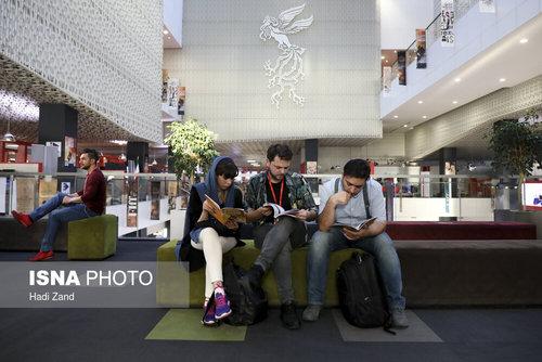 دومین روز سیوهفتمین جشنواره جهانی فیلم فجر (عکس) - 19