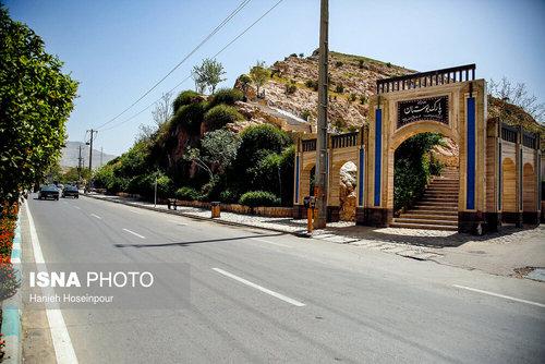 محله سعدیه در روز سعدی (عکس) - 3