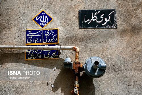 محله سعدیه در روز سعدی (عکس) - 12