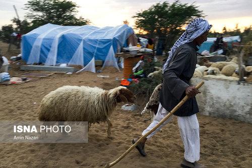 مردم سیلزده روستای خسرج حمیدیه ۳ هفته بعد از سیل (عکس) - 4