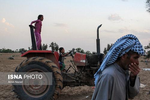 مردم سیلزده روستای خسرج حمیدیه ۳ هفته بعد از سیل (عکس) - 18